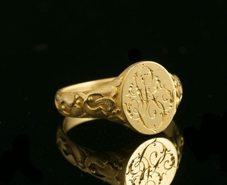 Signet Ring Wicca