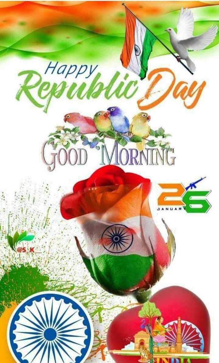 ಶುಭಾಶಯಗಳು Republic Day JANUAR ShareChat New year