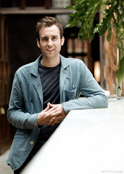 """If they ever make a biopic on Matthew Gregory """"Monk"""" Lewis, he should be played by Matthew Lewis. <A previous pinner said this. I would totally watch a biopic with Matthew Lewis in it. I love him."""
