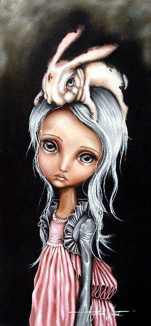 Bunny Couture ~ Angelina Wrona ♥