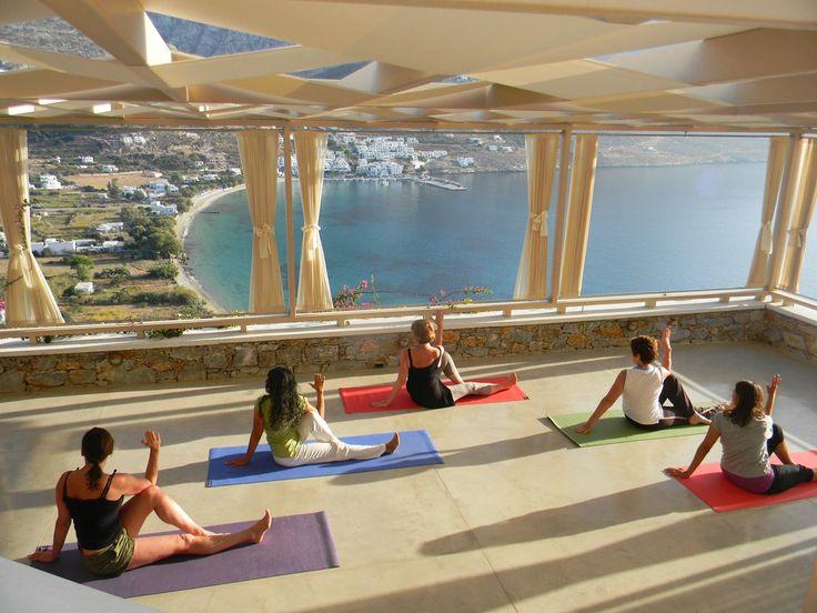 Aegialis Hotel & SPA, Amorgos