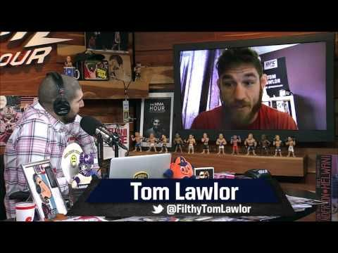 Tom Lawlor Talks About His USADA Two-Year Suspension, and Where He Goes Next
