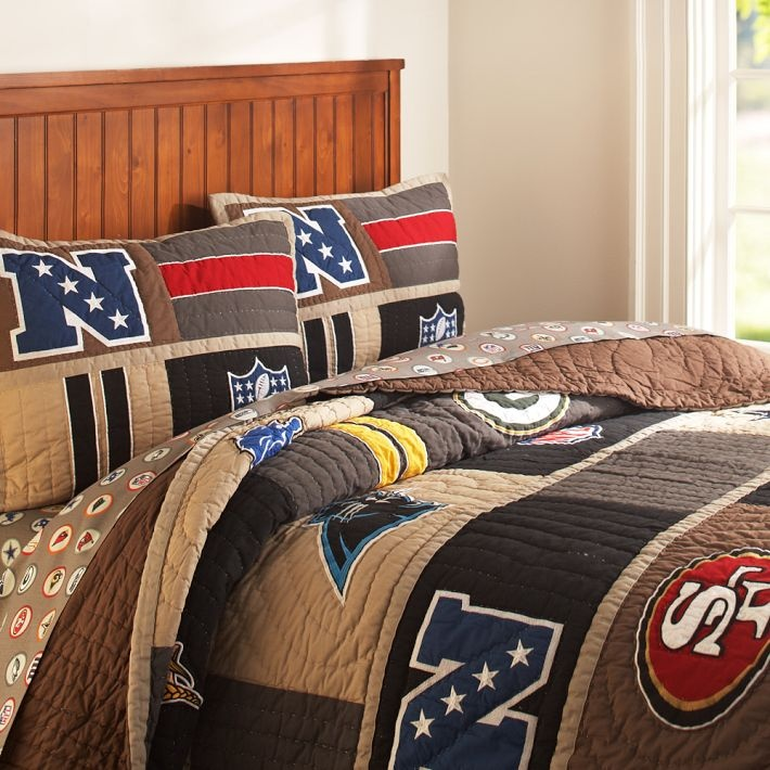 1000 Images About Football Bedroom Ideas On Pinterest Gray Rooms Football Rooms And Vinyl