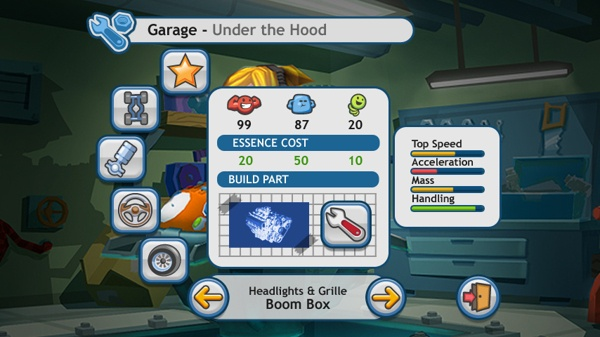 My Sims Racing by Rico Beaudoin, via Behance