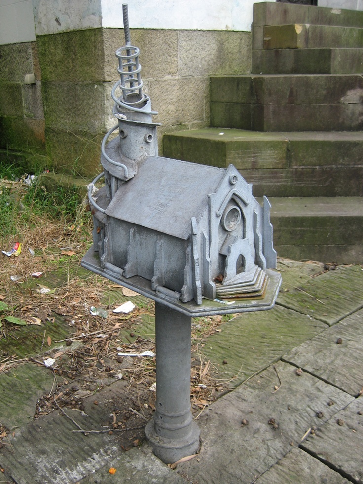 195 best images about wacky mailboxes on pinterest