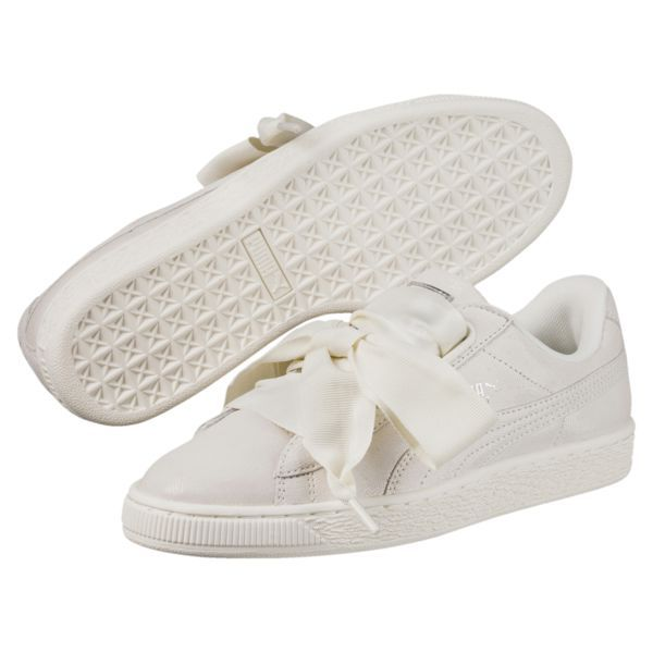 Puma Basket Platform Opulent White buy and offers on Dressinn