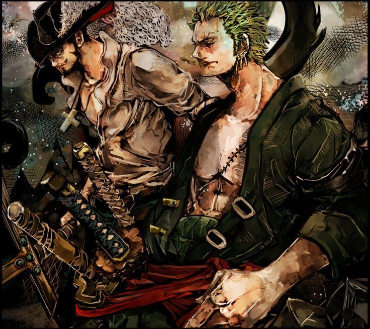 One Piece Art: Tags: Fanart, ONE PIECE, Roronoa Zoro, Pixiv, Dracule
