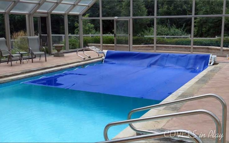 14 best automatic pool blanket cover images on pinterest for Swimmingpool billig