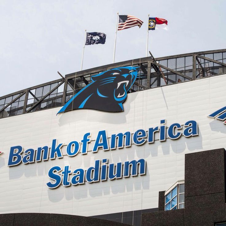 from Carolina Panthers Bank of America Stadium enhancement project