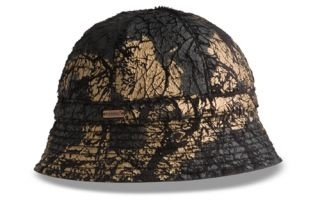 From The Fedora Store. Kangol Printed Fur Cloche
