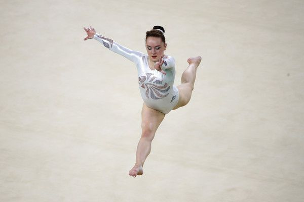 2016 Rio Olympic Games Women's Floor Exercise--Amy Tinkler