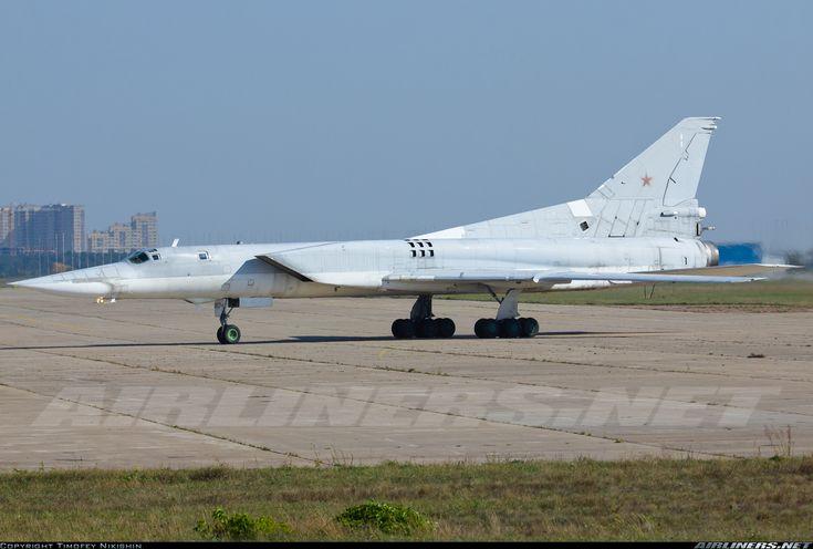 Russian Air Force  Tupolev Tu-22M-3