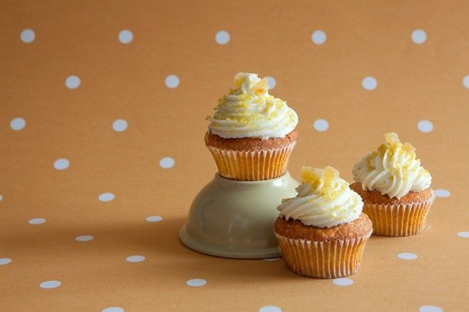 pumpkin-cupcakes  cupcakes di zucca e zenzero