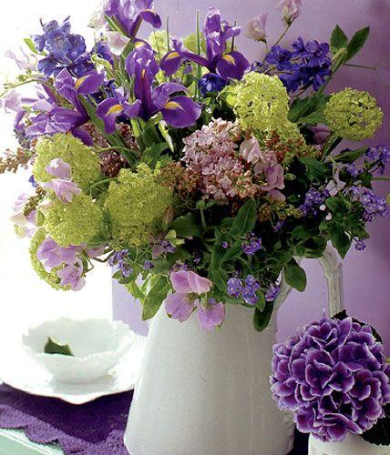12 besten Blumenstrau Bilder auf Pinterest  Blumenstrue Pflanzen und Schnittblumen