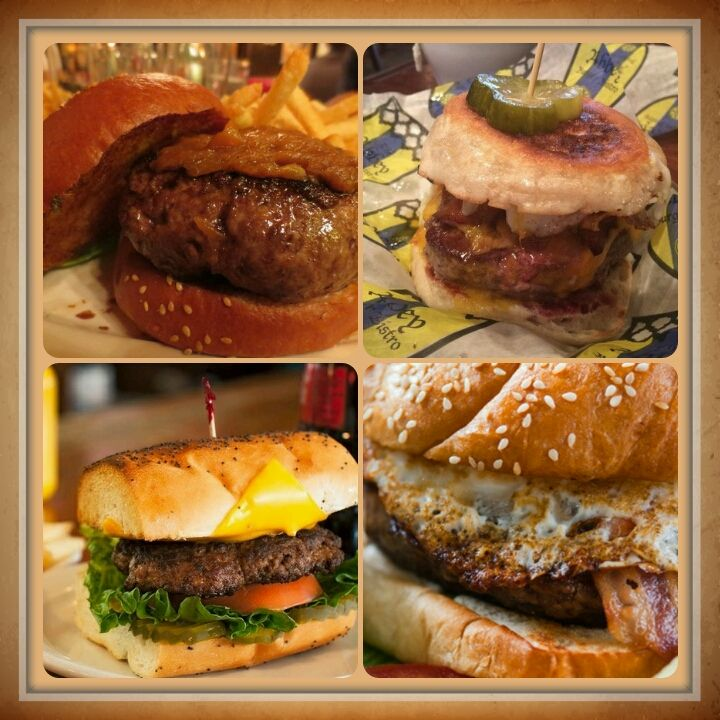 Top 11 Burgers in America! Did your state make it? Click to see the list.