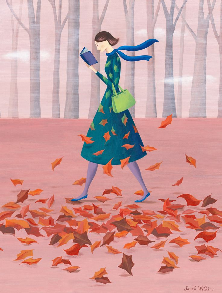 Illustrations by award winning illustrator Sarah Wilkins. See categories for illustration specializing in editorial, communication, products and more.