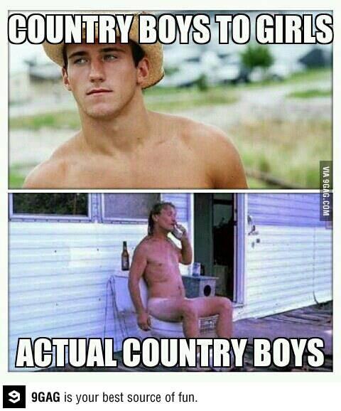 Actual Country Boys