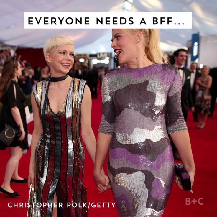 Watch this video to discover some of Hollywood's best BFF pairings.