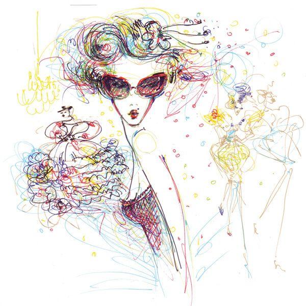 Antoinette-Fleur, illustrator, represented by Caroline Maréchal. Copyright Antoinette-Fleur. More information on http://www.caroline-marechal.fr/