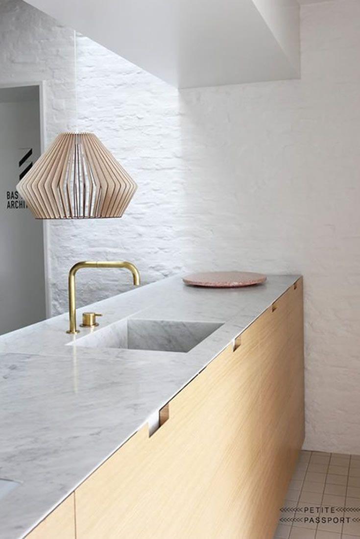 Meer dan 1000 idee n over scandinavische keuken op pinterest idee n voor thuisdecoratie - Scandinavische keuken ...