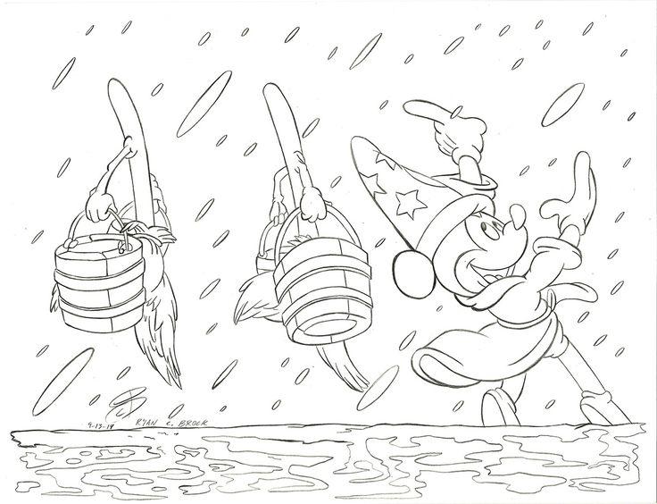 RCBrock Here!  In case you were wondering, I drew a picture of Walt Disney Worlds Hurricane Irma clean up crew. Enjoy.
