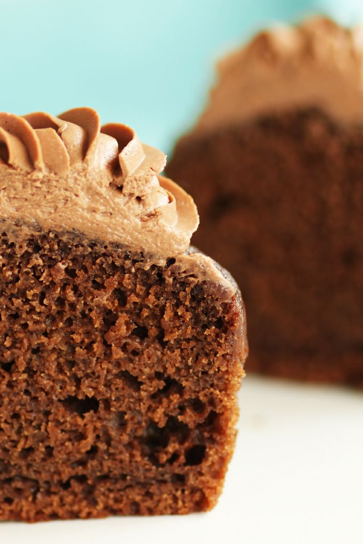 #Vegan Chocolate Cupcake Recipe. I feel bad for people who can't enjoy #desserts for some allergic reason, this cupcake is for all.