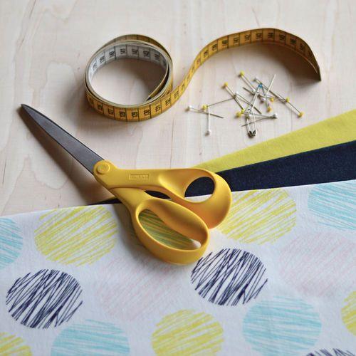 ILONA, Vanilla | NOSH Fabrics Pre Spring 2016 Collection | Shop at en.nosh.fi | Kevään 2016 kausimalliston kankaat saatavilla nyt nosh.fi