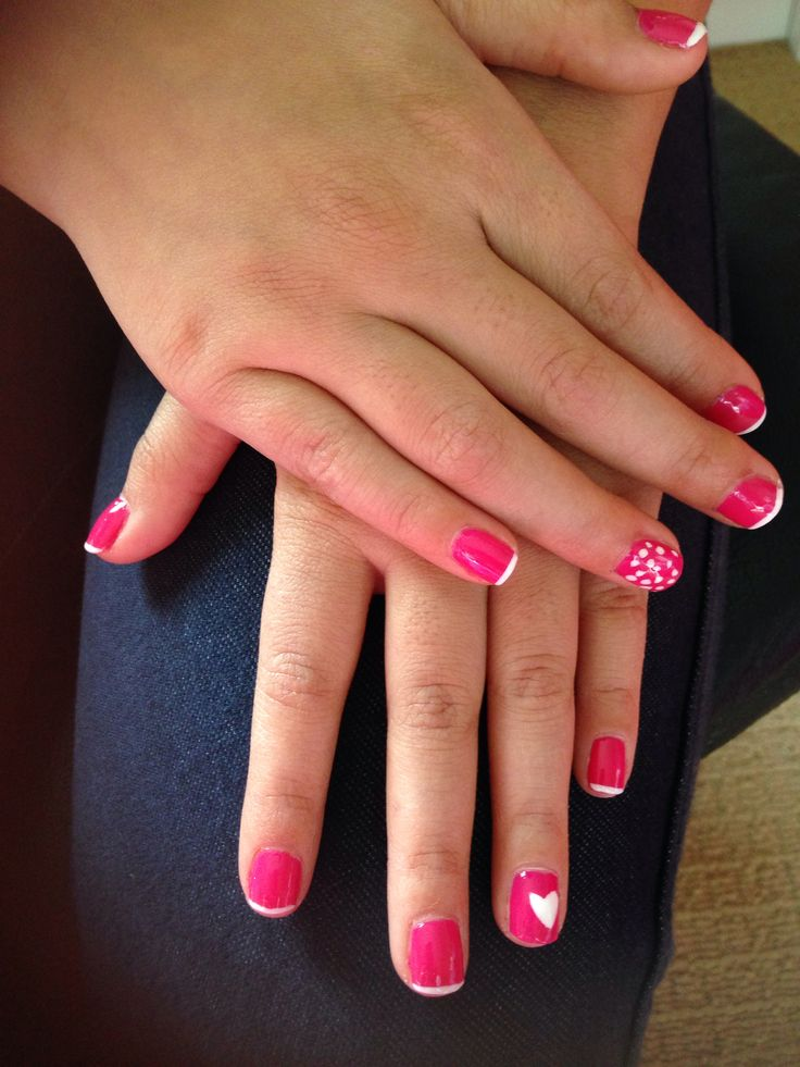 102 Best Little Girls Nails Images On Pinterest