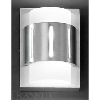Franklite EXT6568LD Outside garden wall light bracket