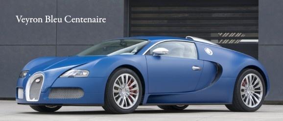 bugatti.com - Veyron Bleu Centenaire