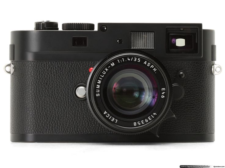 Leica M Monochrom - Featured in TNW Magazine v1.3