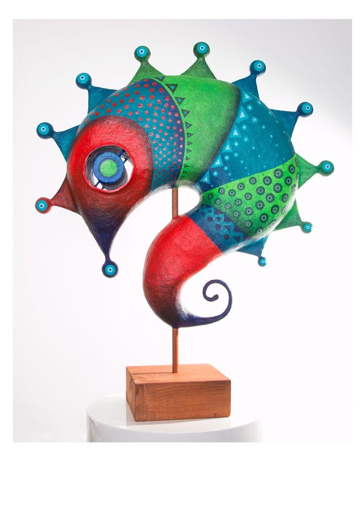 LARGE SPECIES - GustavoRamirezCruz Paper Maché Artist