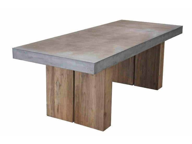 Borde : Chantalle Spisebord i grå eller hvid - fås i 2 størrelser