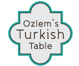 I love Turkish food and would love to my share my homeland's healthy, delicious, easy Turkish recipes with the home cooks and foodies. A Turkish Recipe and Food blog by Chef Ozlem.