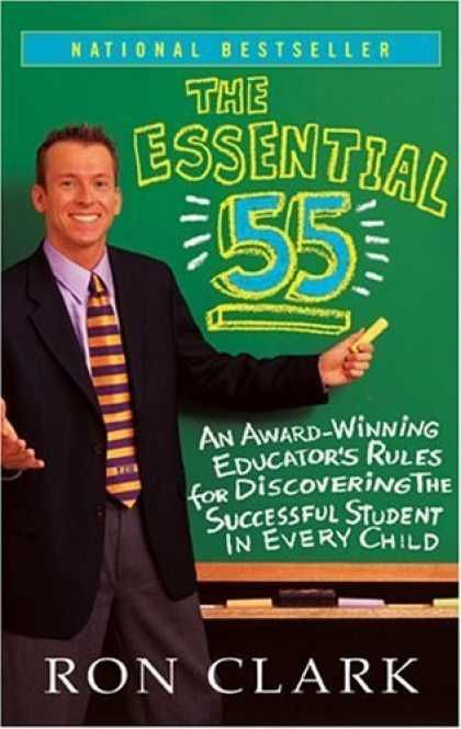 Fabulous book for renovating your classroom management.  Founder of the Ron Clark Academy in Harlem.