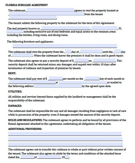 17 Best Images About Printable Agreement On Pinterest