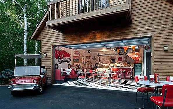 Man Cave Garage Awesome