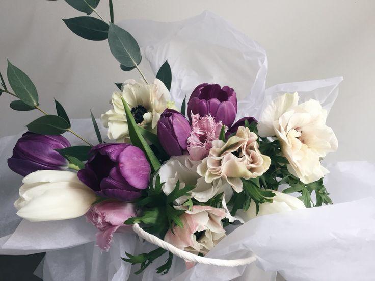 Gift Bag ~ Lu Diamond Flowers