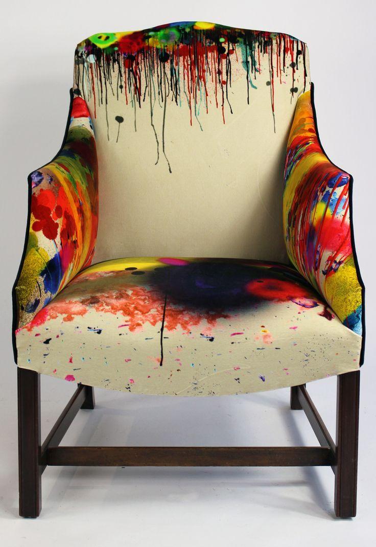 color splash, object art, installation Immagine correlata