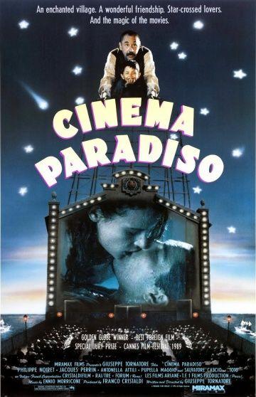Новый кинотеатр 'Парадизо' (Nuovo Cinema Paradiso) Джузеппе Торнаторе 1988 Оскар