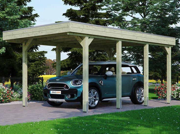 Découvrez notre large gamme d'abris voiture ! Carport