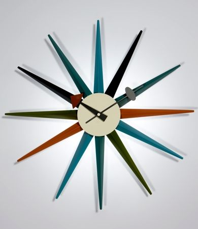 Modern Wall Clock | Buy The Starburst Modern Wall Clock Online