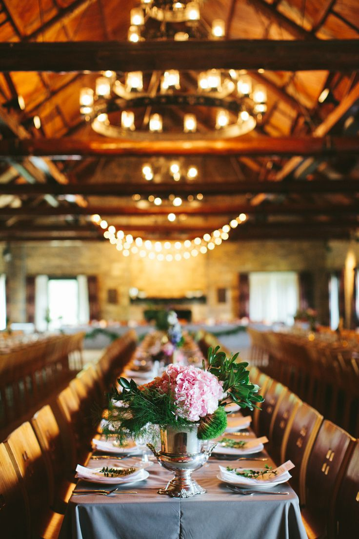 Rustic Elegance Lots Of Charming Touches In This Wedding See More Here Http