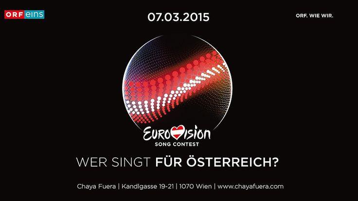 Heute Abend in Chaya Fuera im siebten Wiener Bezirk das ORF eins Clubkonzert - Wer singt für Österreich?