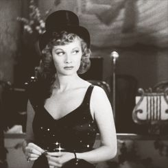 Lucille Ball in Dance, Girl, Dance  1940