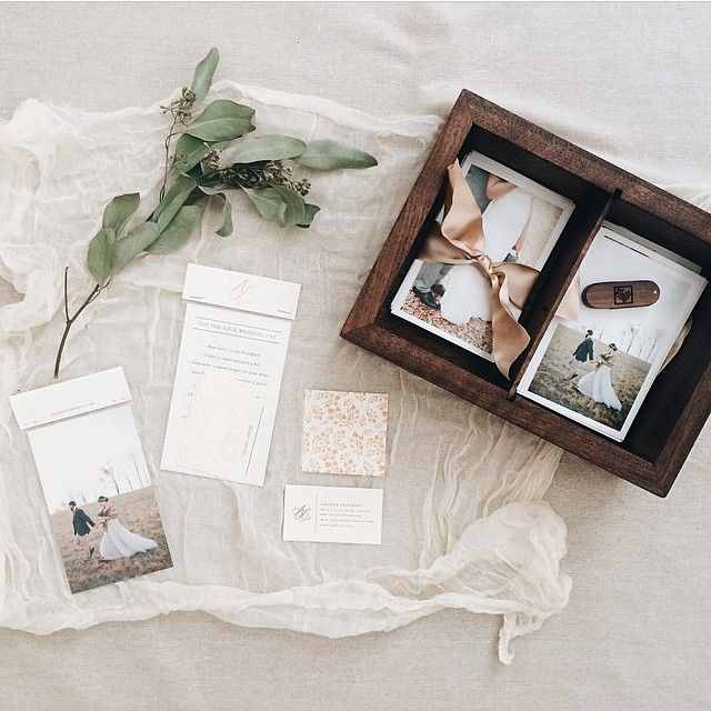"""""""Regram from @sincerelyamanda of her beautiful photos in our #makeandstow photo box in the Caraway finish. Love her packaging!"""""""