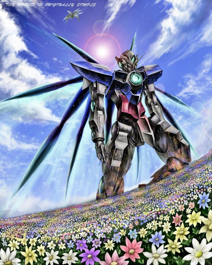 GUNDAM GUY: Awesome Gundam Digital Artworks [Updated 8/7/16]