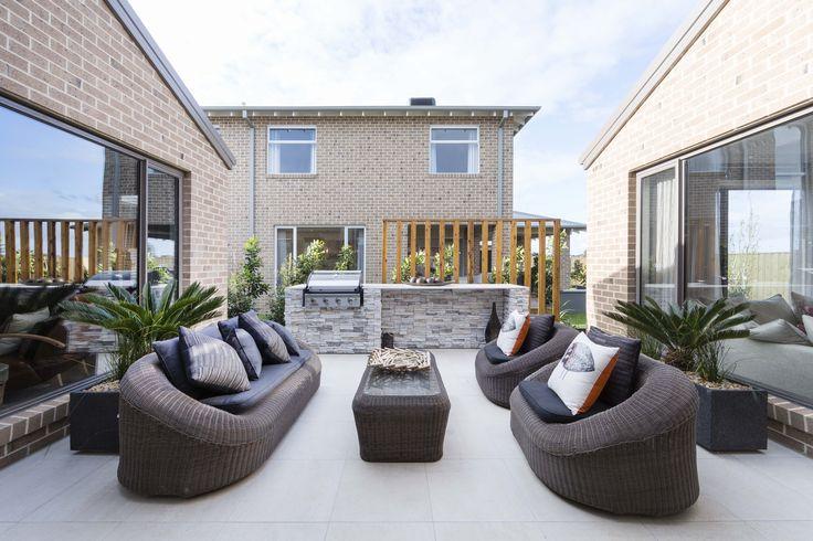 Bolton - Simonds Homes #interiordesign #alfresco