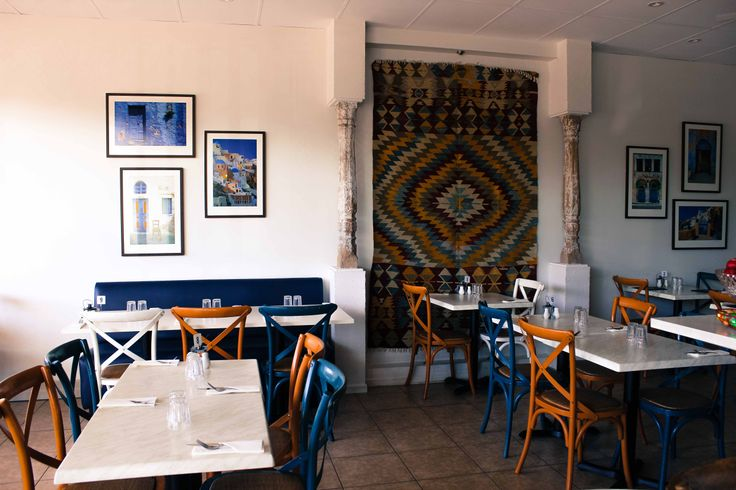Greek on Cav Greek Restaurant Coorparoo Brisbane BYO • Dine In • Takeaway