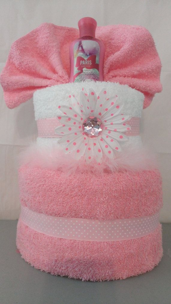 Great and unique gift for any occasion.. Towel cake